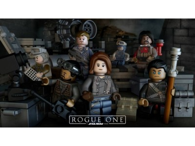 LEGO Star Wars по мотиву фильма Изгой - один