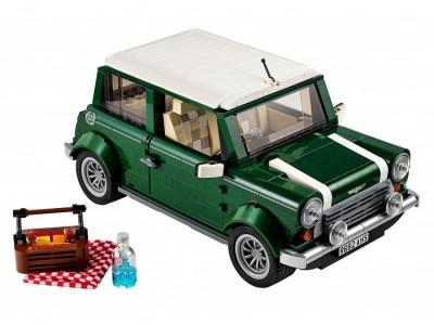LEGO 10242 - Автомобиль MINI Cooper
