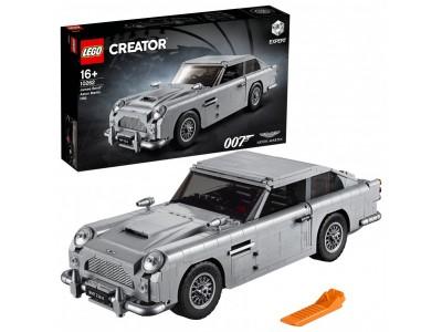 LEGO 10262 - Джеймс Бонд: Aston Martin DB5