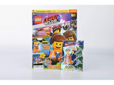 LEGO 1030 - Журнал Лего Муви с фигуркой