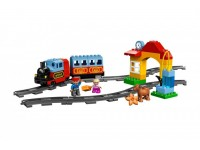 Мой первый поезд LEGO