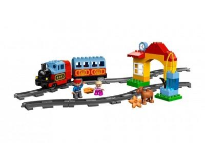 LEGO 10507 - Мой первый поезд LEGO
