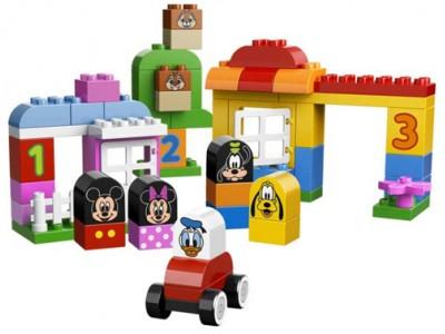 LEGO 10531 - Микки и друзья
