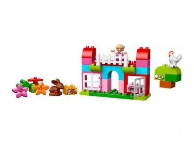 LEGO 10571 - Лучшие друзья: курочка и кролик