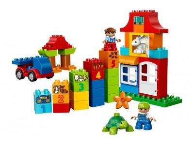 LEGO 10580 - Lego Duplo огромная коробка для творчества