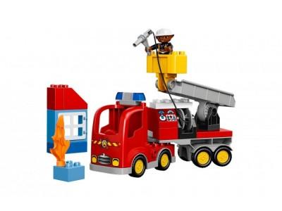 LEGO 10592 - Пожарный грузовик