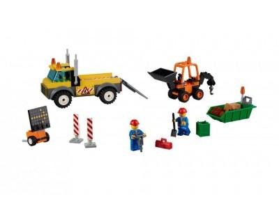 LEGO 10683 - Грузовик для дорожных работ