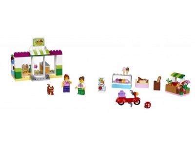 LEGO 10684 - Чемоданчик Супермаркет