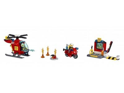 LEGO 10685 - Чемоданчик Пожар