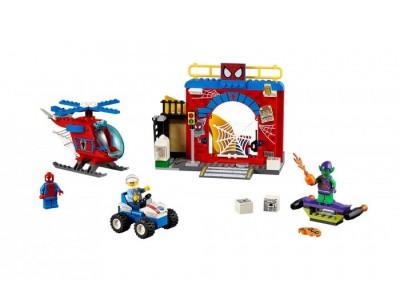LEGO 10687 - Укрытие Человека паука