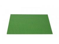 Строительная пластина зеленого цвета