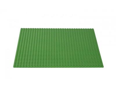 LEGO 10700 - Строительная пластина зеленого цвета