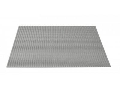 LEGO 10701 - Строительная пластина серого цвета