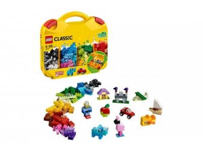 LEGO 10713 - Чемоданчик для творчества и конструирования