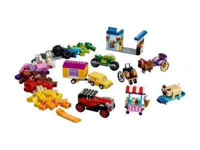 LEGO 10715 - Модели на колёсах