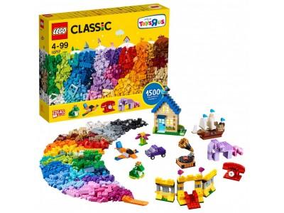 LEGO 10717 - Кубики кубики кубики
