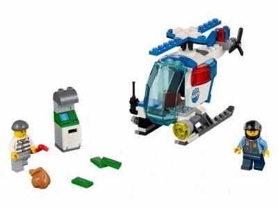 LEGO 10720 - Погоня на полицейском вертолете