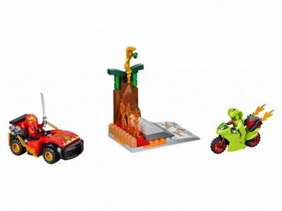 LEGO 10722 - Схватка со змеями
