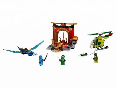 LEGO 10725 - Затерянный храм