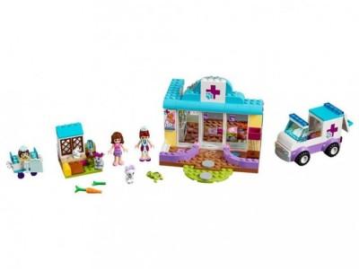 LEGO 10728 - Ветеринарная клиника Мии