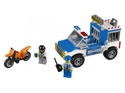 LEGO 10735 - Полицейская погоня