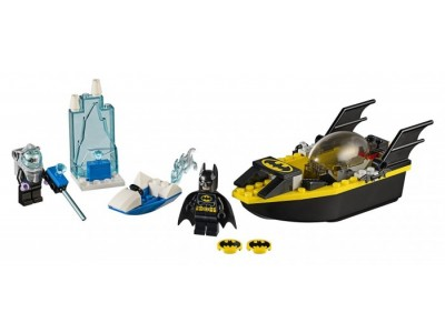 LEGO 10737 - Бэтмен против мистера Фриза