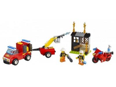 LEGO 10740 - Чемоданчик Пожарные