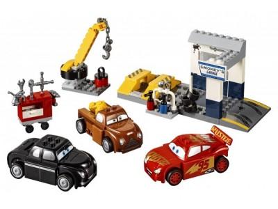 LEGO 10743 - Гараж Смоуки