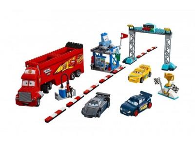 LEGO 10745 - Финальная гонка Флорида 500