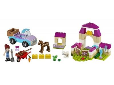 LEGO 10746 - Чемоданчик конюшня Мии