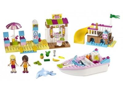 LEGO 10747 - Андреа и Стефани на пляже