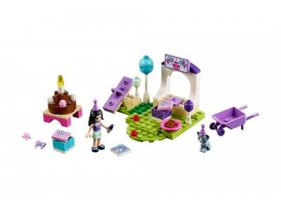 LEGO 10748 - Вечеринка Эммы для питомцев