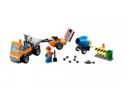 LEGO 10750 - Грузовик дорожной службы