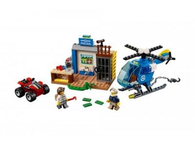 LEGO 10751 - Погоня горной полиции