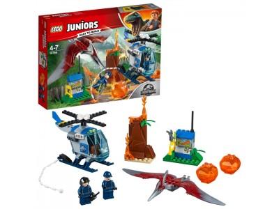 LEGO 10756 - Побег птеранодона