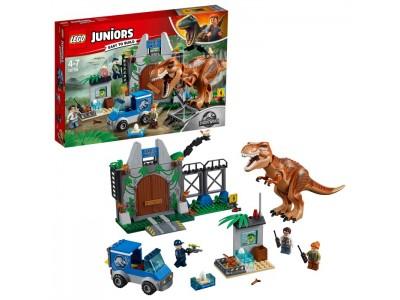 LEGO 10758 - Побег Ти Рекса