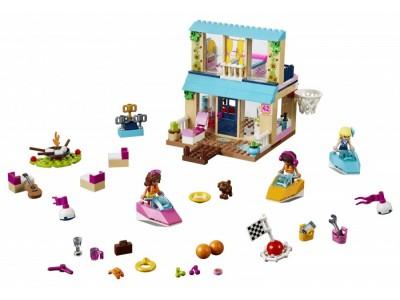 LEGO 10763 - Домик Стефани у озера