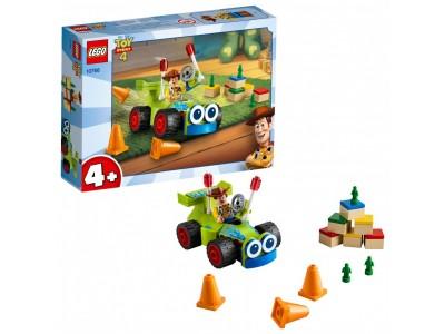 LEGO 10766 - Вуди на машине