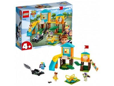 LEGO 10768 - Приключение Базза и Бо Пип на детской площадке