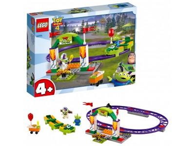 LEGO 10771 - Аттракцион Паравозинк