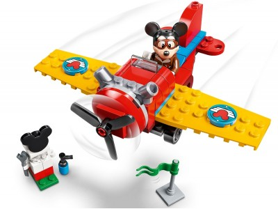 LEGO 10772 - Винтовой самолёт Микки