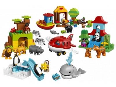 LEGO 10805 - Вокруг света