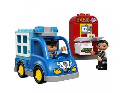 LEGO 10809 - Полицейский патруль