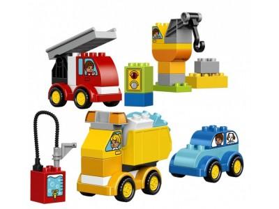 LEGO 10816 - Мои первые машинки
