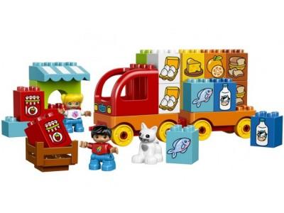 LEGO 10818 - Мой первый грузовик