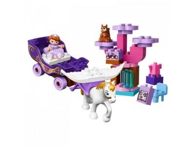LEGO 10822 - София прекрасная: Волшебная карета