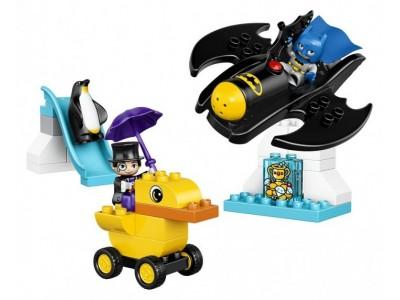 LEGO 10823 - Приключения на Бэтмолёте
