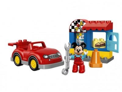 LEGO 10829 - Мастерская Микки