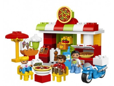 LEGO 10834 - Пиццерия