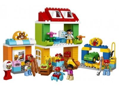 LEGO 10836 - Городская площадь